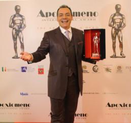 Igor Righetti - Premio internazionale Apoxiomeno per il giornalismo e la comunicazione