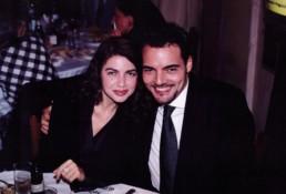 Con Cristina D'Avena
