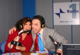 Con Patrizia de Blanck in diretta su Rai Radio1
