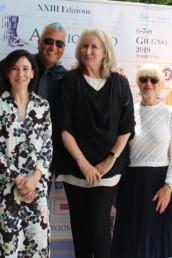 """Con Sibel Kekilly (""""La sposa turca"""" e """"Il trono di spade""""), la regista Betty Thomas, l'attrice premio Oscar Helen Mirren e il regista premio Oscar Taylor Hackford"""