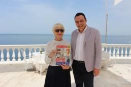 Con il Premio Oscar Helen Mirren